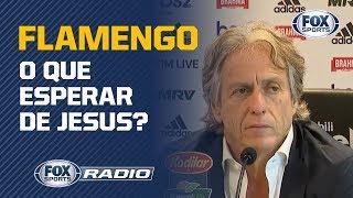 """JORGE JESUS PRECISARÁ DE TEMPO PARA DAR """"CARA""""  AO FLAMENGO?"""