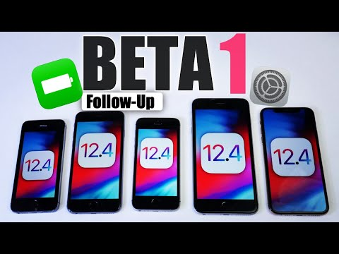iOS 12.4 Beta 1 There's More to Talk About