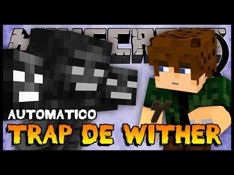 Trap de Wither (100% Automática) - Archcraft 2 #46 (Minecraft Server 1.7.10)