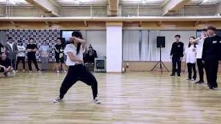 Lay Up Under Me - Beyonce   Sorah Yang (Korea Workshop)