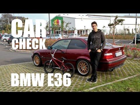 CarCheck #1 BMW E36 - Дима Гордей | Школа BMX Online