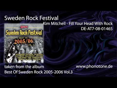 Sweden Rock Festival - Kim Mitchell - Fill Your Head With Rock (Live)