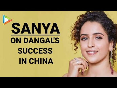 "Sanya Malhotra: ""I Still Get Messages On Instagram About DANGAL"" thumbnail"
