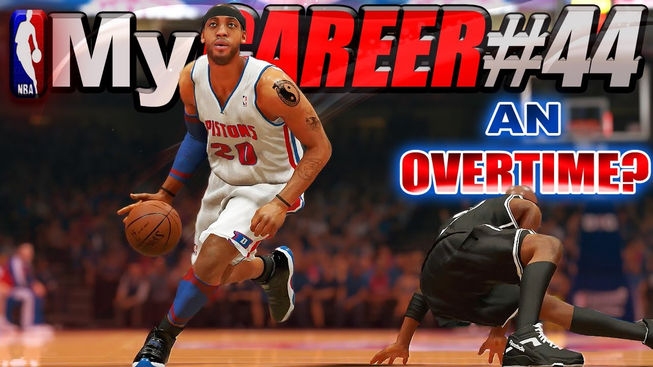 NBA 2K14 MyCareer Playoffs - SURGERY on ANKLES / Overtime? - YouTube