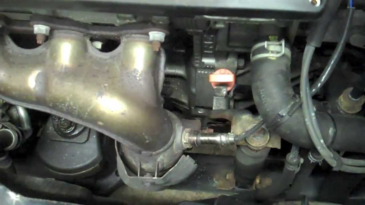 opel lights wiring diagram how to find o2 sensor locations youtube  how to find o2 sensor locations youtube