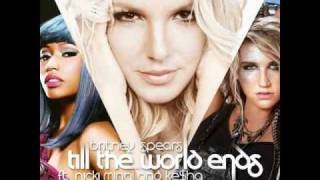 Watch Nicki Minaj Till The World Ends (remix) video