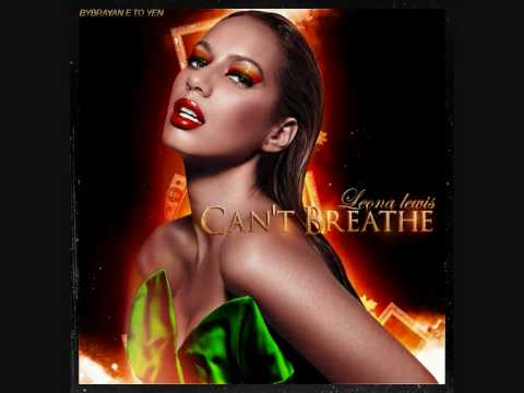 Leona Lewis Can't Breathe Stripped Version