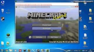 Návod na čarovný minecraft 1.5.2 + Server!
