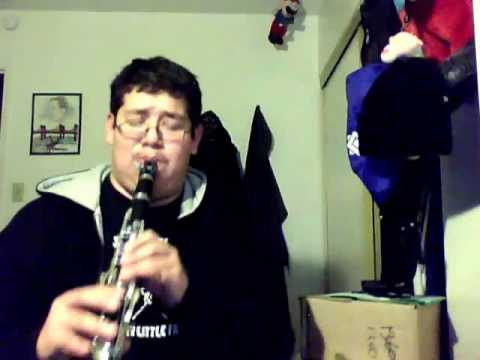 De Gloria En Gloria Marcos Witt on Clarinet