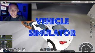Roblox Vehicle Simulator - Vid 1