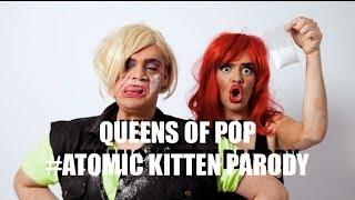 Kerry Katona Atomic Kitten -