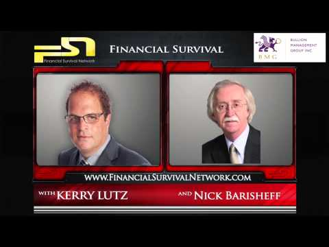 Nick Barisheff--Gold Is Really Going To $10,000 Per Ounce 13.Sept.12