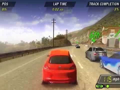 Need For Speed Shift [psp] Emulado No Pc