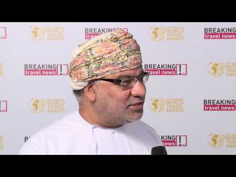 Mohammed Al Shikely, vice president marketing, Oman Air