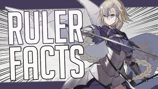 5 Facts About Ruler/Jeanne d'Arc - Fate Apocrypha