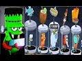 ОХОТНИКИ НА ЗОМБИ 128 Мульт Игра про ловцов зомби Zombie Catchers Мобильные игры mp3