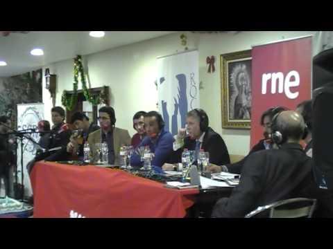 Radiogaceta de los deportes de RNE en el Casino de Rociana