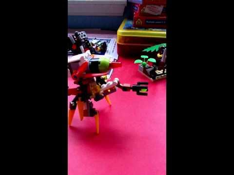 Lego arachnid thing