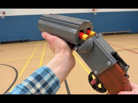 LEGO Force-A-Nature - Team Fortress 2