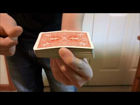 Ambirious Card and Color Change - Card Tricks