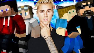 Minecraft: POP STAR MURDER | MODDED MINI-GAME