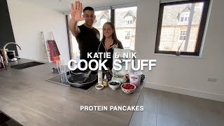Make Your Own Protein Pancakes!