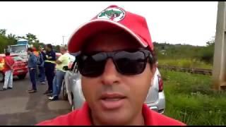 Sindipetro Bahia denuncia - PM faz segurança privada para a empresa Petrorecôncavo