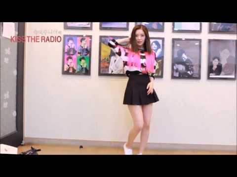 Red Velvet's Irene Sexy Dance At Super Junior Kiss The Radio video