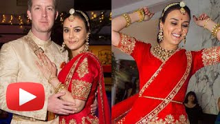 Preity Zinta Inside WEDDING PICTURES Out