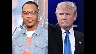 T.I. Takes Aim at Trump and Kanye West in New Music Video Featuring Melania Lookalike Stripper - New