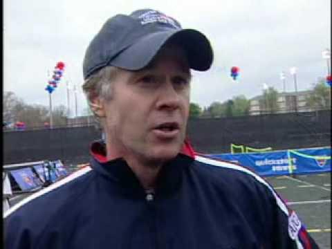 マッケンロー on QuickStart テニス
