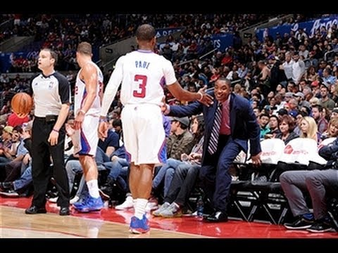 Chris Paul Notches 28 Points and 15 Dimes to Sink Pistons