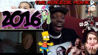 2016: The Movie (Trailer) REACTION!!!