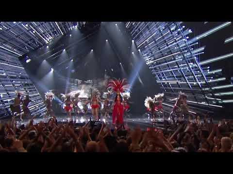 Nicki Minaj e Taylor Swift Performance VMA 2015