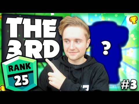 THE 3RD! - The Road To GREEN Iron Man Challenge #3 - Brawl Stars