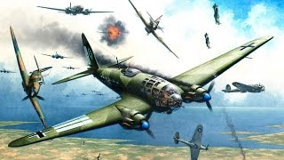 "Aviation Scenes - Battle of Britain ""Final battle"""