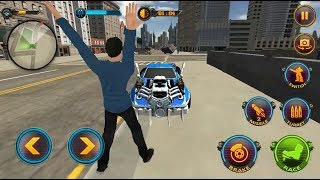 ► Three Robot Combination Transformer - Robot Car Ball Transform Fight Android Gameplay Ep -2