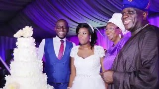 Ovation Platinum Wedding Between Jumoke Odufuwa and Bode Olajide