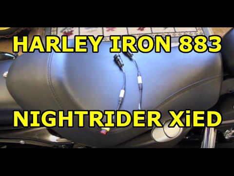Xied Harley Iron Harley Davidson Iron 883