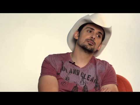 3 Questions with Brad Paisley - 2013 ACM Awards Fan Jam