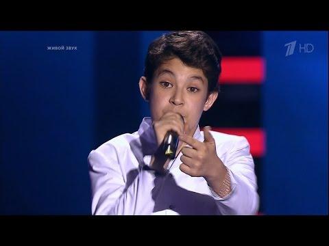 The Voice Kids Russia 2016. Arthur (Артур Амиров) — «Whataya Want from Me». Голос Дети 3