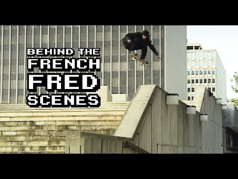 BEHIND THE FRENCHFRED SCENES/ALI BOULALA IN LYON