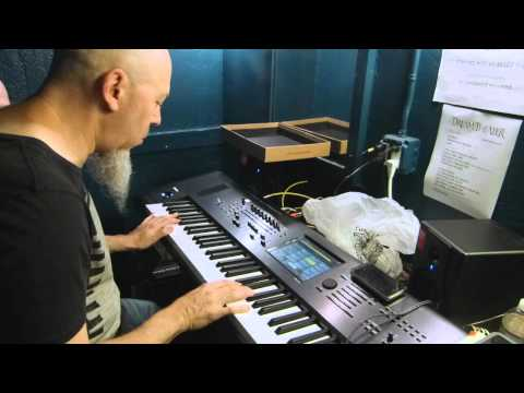 Jordan Rudess on performing 
