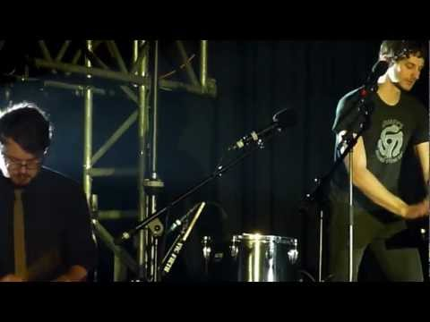 Gotye - Dig Your Own Hole (live München 09.11.2012)