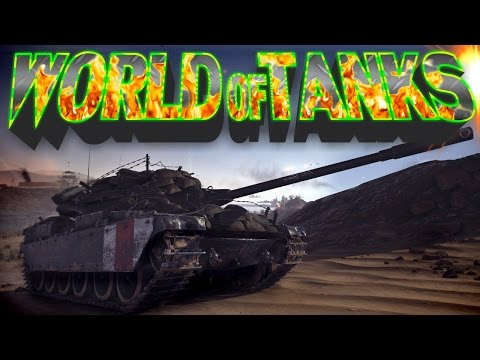 World of Tanks (Xbox One): Centennial T95  #WorldofTanks #re4perofd34th