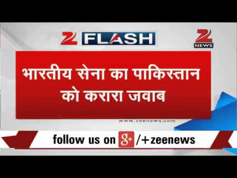 Jammu: Pak Army Again Violates Ceasefire video