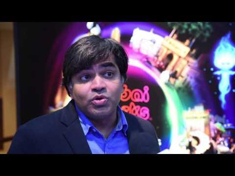 ATM 2016: Vinit Shah, chief destination management officer, Dubai Parks & Resorts