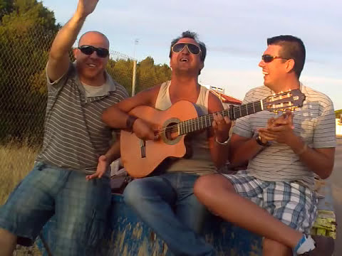 Sevillanas 2010, sevillanas a una mierda, sevillana de cachondeo. Moscas Verde