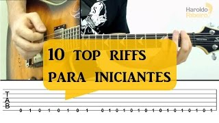download musica 10 RIFFS FÁCEIS DE GUITARRA PARA INICIANTES - COM TAB2017