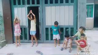 baby shark dance of my sister
